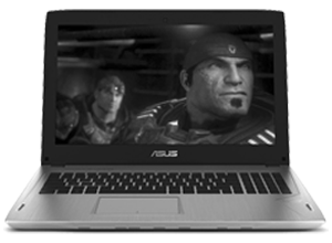 ASUS ROG Strix GL502VM Gaming Netbook