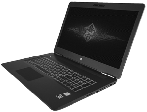 CUK HP Omen 17 Gamer Laptop