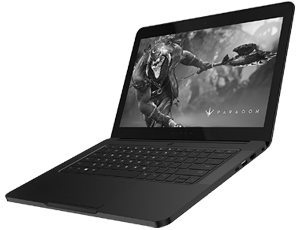 Razer Blade GeForce Gaming Netbook