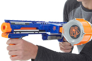 Nerf Rampage Shotgun Review