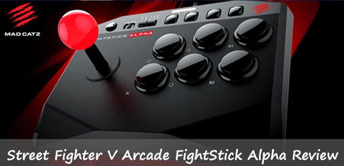 Street Fighter V Arcade FightStick Alpha