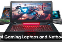 Best Gaming Laptops & Netbooks