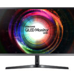 "Samsung 28"" Screen LED-Lit Monitor"