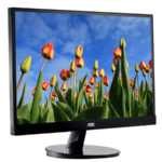 AOC 27-Inch Screen IPS Frameless LED-Lit Monitor