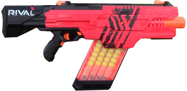 Nerf Rival Khaos Review - MXVI-4000-blaster