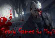 Most Scary Games for PS4