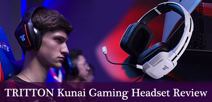 TRITTON Kunai Pro Surround Sound Gaming Headset