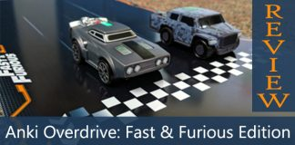 Anki Overdrive Fast & Furious Edition Review