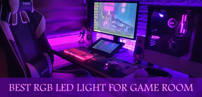 LED Light Strips with Remote